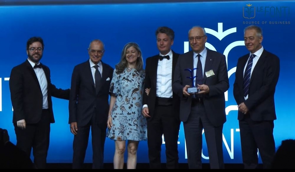 LS LEXJUS SINACTA PREMIATO COME STUDIO PROFESSIONALE DELL'ANNO CYBER SECURITY CONSULTING
