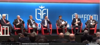 Financial Forum  22 novembre - Fintech e Digital Innovation: il contributo dell'innovazione