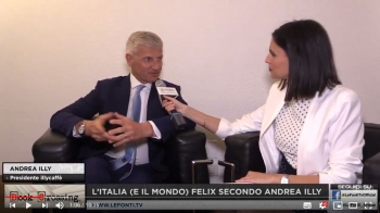 L'Italia Felix e il World Happiness Report secondo Andrea Illy