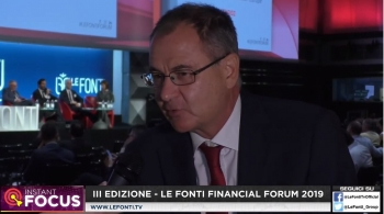 Le Fonti Financial Forum 2019 - Intervista a Ugo Rietmann (Expense Reduction Analysts)