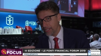 Le Fonti Financial Forum 2019 - Intervista a Marco Bossi (Talentia Software)