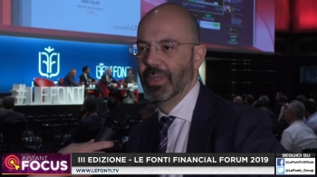 Le Fonti Financial Forum 2019 - Intervista a Riccardo Spinelli