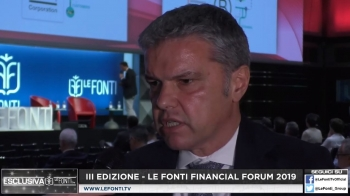 Le Fonti Financial Forum 2019 - Intervista a Giordano Ripamonti (Infront Sports & Media)