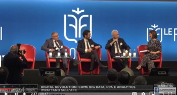 Le Fonti Financial Forum 2019 - DIGITAL REVOLUTION