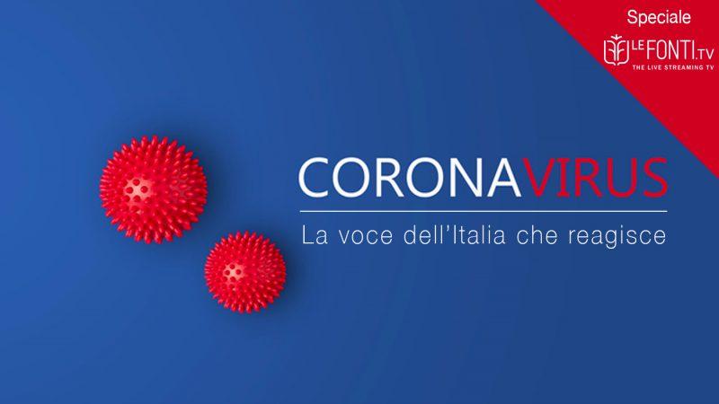 Coronavirus - Decreto Cura-Italia - Rodario De Luca