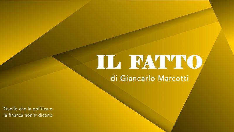 Il fatto di Giancarlo Marcotti - fuori dall'Unione Europea
