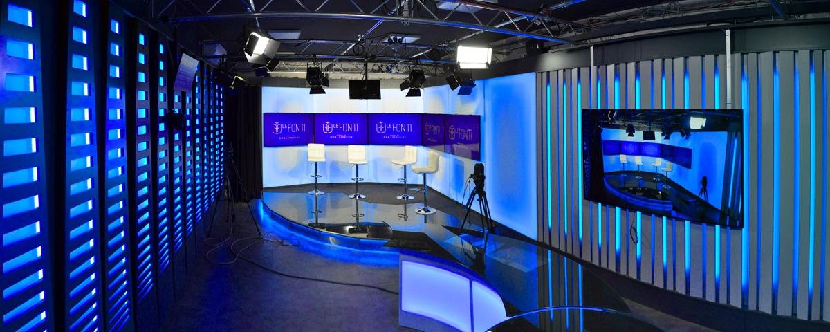 Studio tv - Le Fonti TV