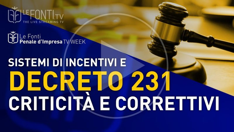 decreto 231