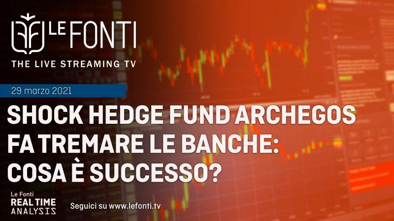 Shock Hedge Fund Archegos