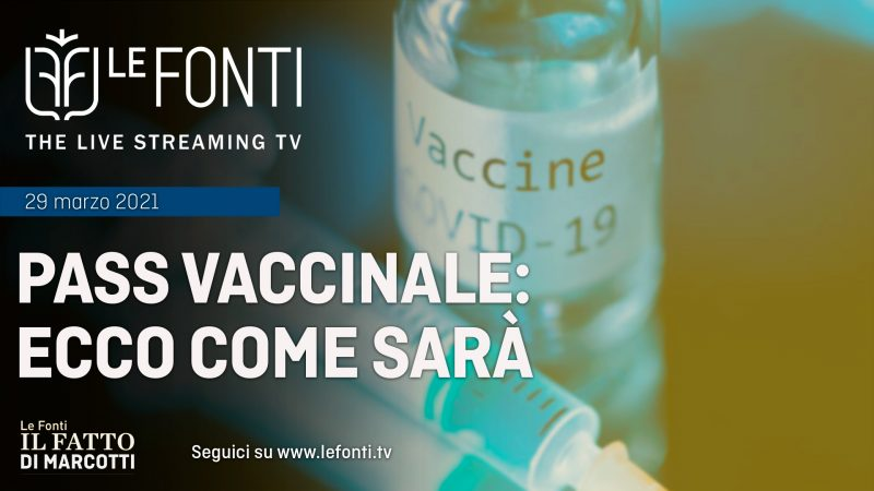 Pass vaccinale