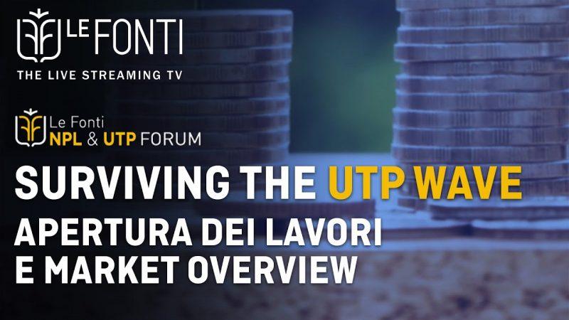 Le Fonti NPL & UTP Forum
