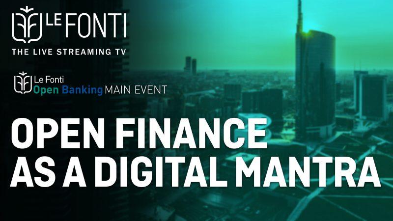Le Fonti Open Banking Main Event