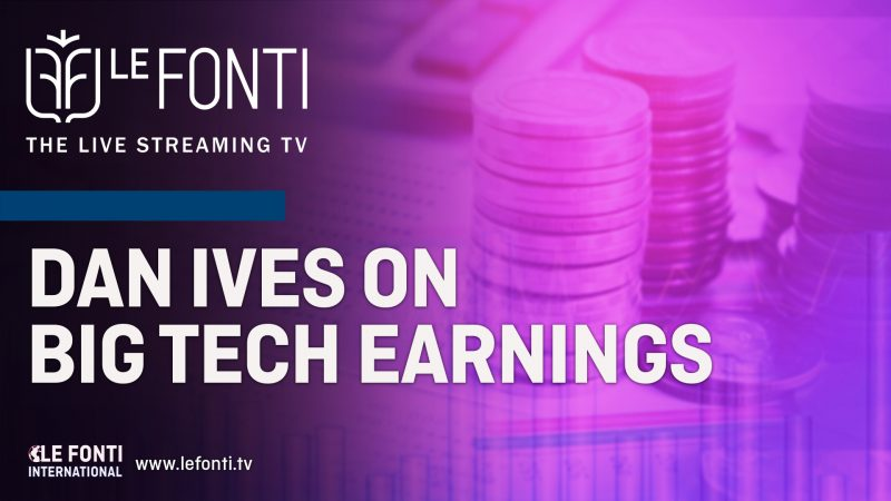 Big Tech Earnings